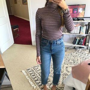 Long Sleeve Pacsun Turtleneck Shirt